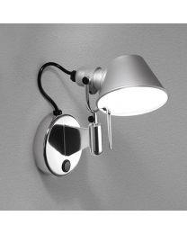 Artemide Tolomeo Faretto Micro LED Wandlamp