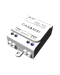 Casambi CBU-ASD Bluetooth 0-10V, 1-10V, DALI dimmer