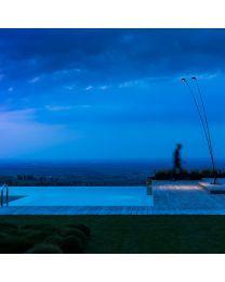 Davide Groppi Sampei 440 cm Vloerlamp Outdoor