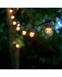 Shiro party string light excluding bulbs
