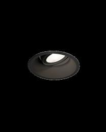 Wever & Ducré Deep Adjust 1.0 Par 16 richtbare inbouwspot Blade springs Ø94
