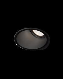 Wever & Ducré Deep Asym 1.0 LED Inbouwspot