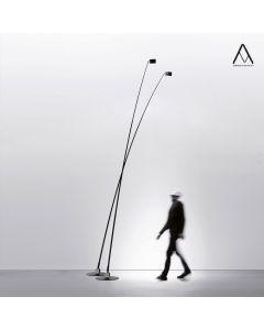 Davide Groppi Sampei 230cm Floor Lamp