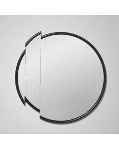 Lee Broom Split Mirror Round